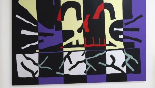 'In Between'  Opening Saturday 26 October, Jim Mooijekind, Paul Tegenbosch, Josilda da Conceição Gallery