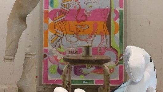 Hair of the dog, Sander van Noort, Michiel ten Bokum, Galerie Vriend van Bavink