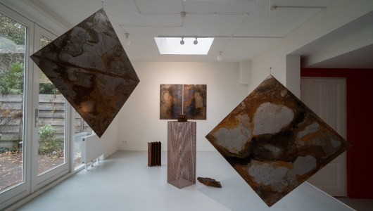When Water Becomes Earth, Bertrand Peyrot, No Man's Art Gallery