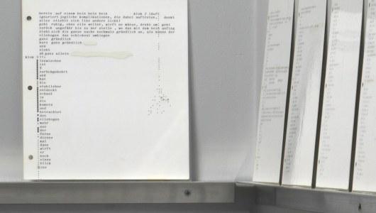 Platzhalter, Suchan Kinoshita, Ellen de Bruijne Projects