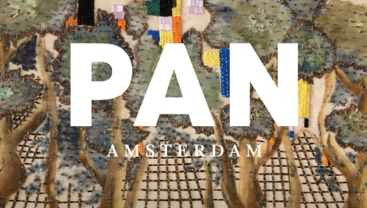 Galerie van den Berge @ PAN Amsterdam, P.B. Van Rossem, Maurice van Tellingen, Jan van Munster, Dave Meijer, Jus Juchtmans, Ingrid van der Hoeven, Galerie van den Berge