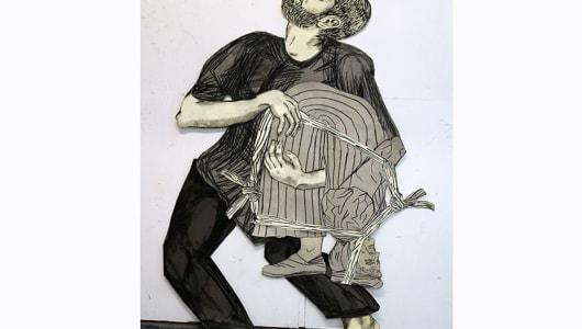 Art Rotterdam 2020, Susanna Inglada, Galerie Maurits van de Laar