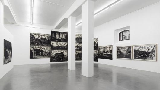 Art Rotterdam 2020, Annaïk Lou Pitteloud, Tenki Hiramatsu, Bob Eikelboom, Marcel van Eeden, Sander van Deurzen, Barbara Seiler