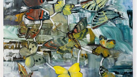 Art Rotterdam 2020, Koen Delaere, Janine van Oene, Koen Doodeman, Damien Cadio, Johan Tahon, Henk Stallinga, Marjolijn de Wit, Gerhard Hofland