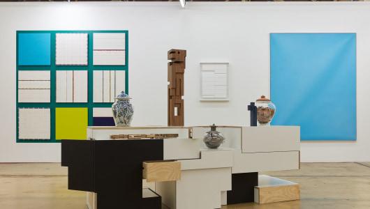 Art Rotterdam 2020, Ron van der Ende, Geert Mul, Levi van Veluw, Remy Jungerman, Lieven Hendriks, Bouke de Vries, Kendell Geers, Hans Op de Beeck, Boris Tellegen, Galerie Ron Mandos