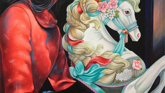 New Reality corona proof Opening Surrender Dorothy, Martine Johanna, Koch x Bos Gallery