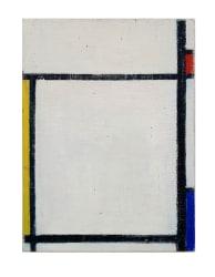 Diederick van Kleef, Studie Mondriaan