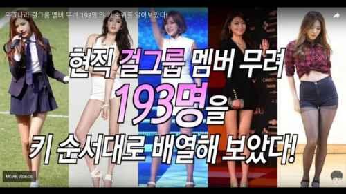Inilah Urutan Tinggi Badan 193 Idol Wanita Korea Dari Yang Paling Mungil Hingga Yang Paling Tinggi Kpop Poin