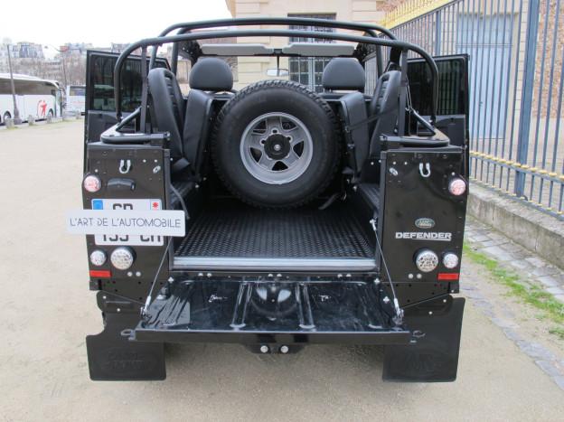 l 39 art de l 39 automobile land rover defender eden park edition. Black Bedroom Furniture Sets. Home Design Ideas