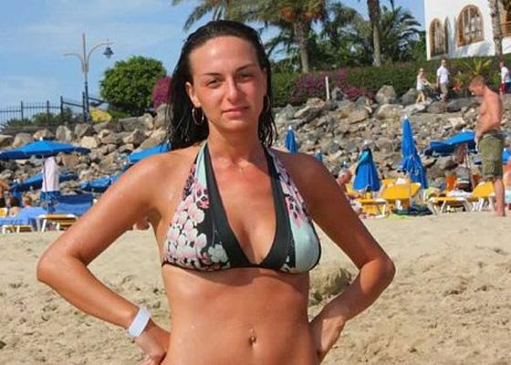 Екатерина Варнава без макияжа