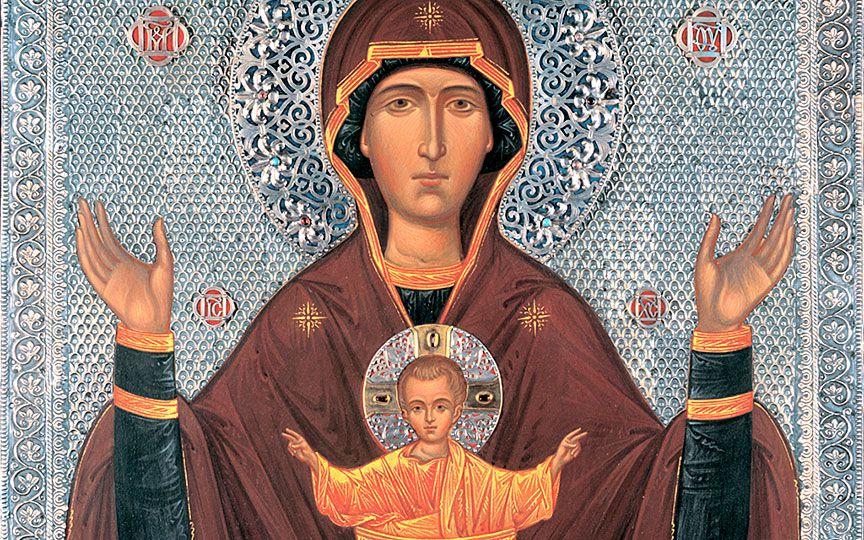 Александр соколов иконы