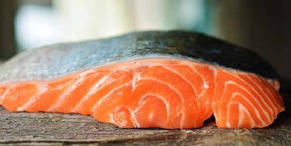 Стейк из лосося в духовке рецепт с фото в фольге