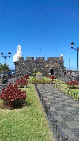 Castillo de san miguel garachico tenerife