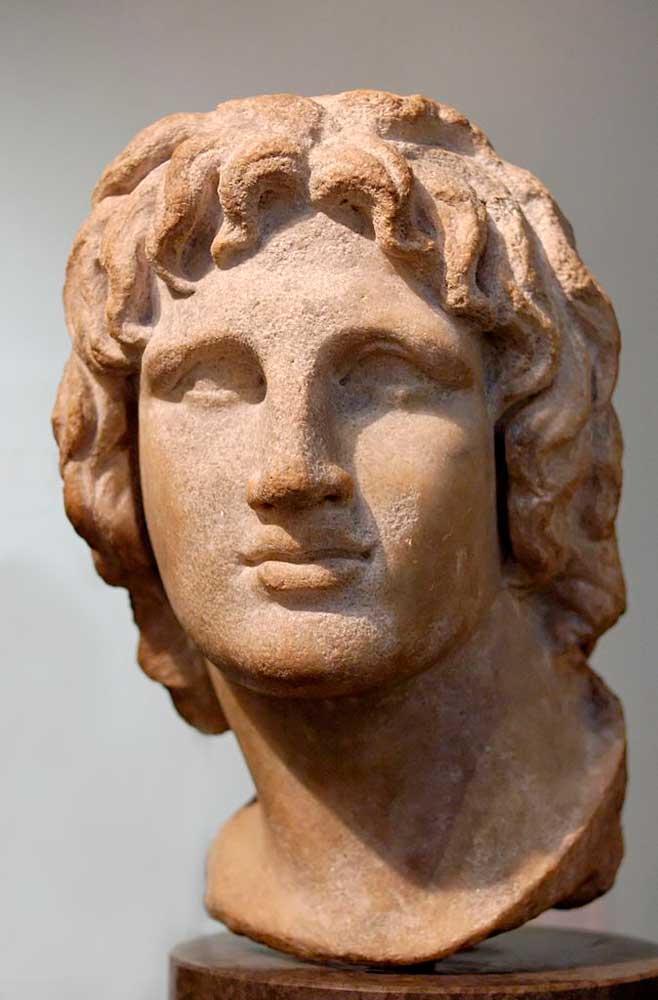 Александр святой македонский