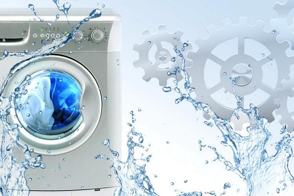 Если не сливается вода в стиральной машине