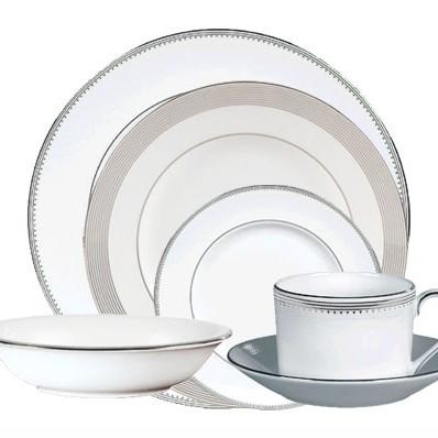 Vera wang plate set