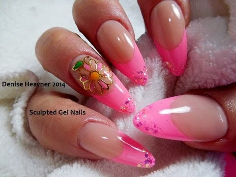 Hot gel nails