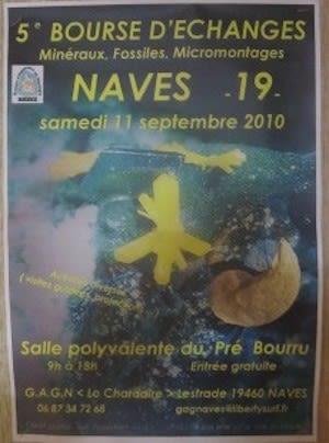 BOURSE 2010