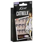 Kiss catwalk nails