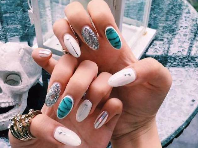 Creative nails too prices