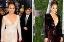 Jennifer lopez oscar night dress