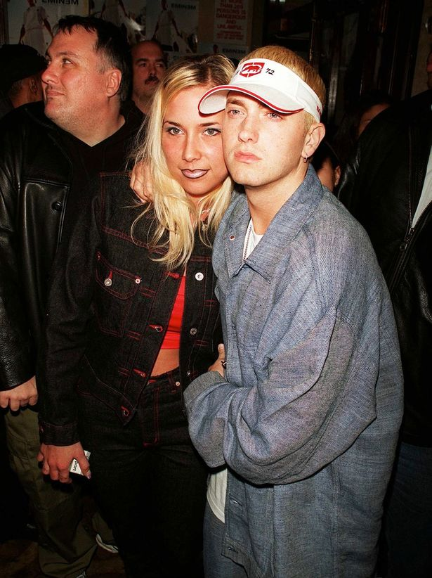 Eminem sister lily mathers