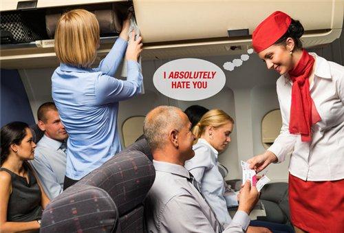 Все о профессии стюардесса