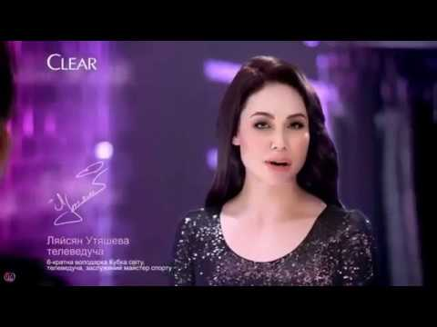 Видео как снимают рекламу шампуня