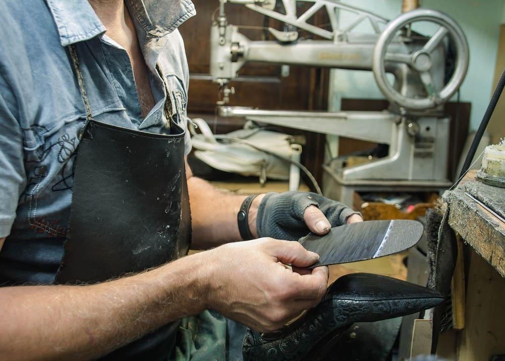 Автоматизация ремонта обуви