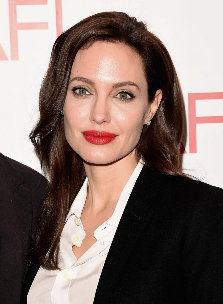 Джоли анджелина сейчас фото