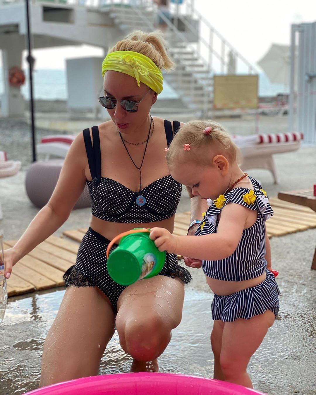Фото дочери гурченко людмилы