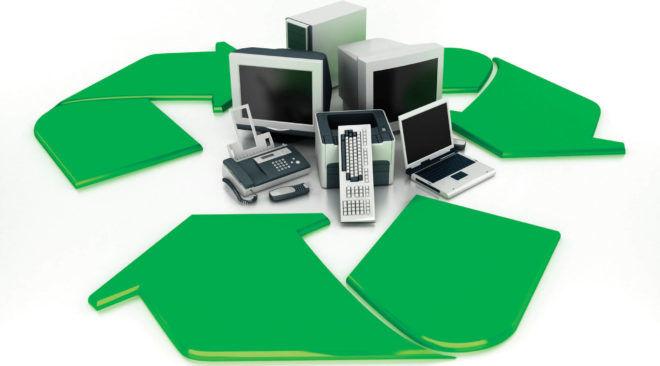 Переработка электроники