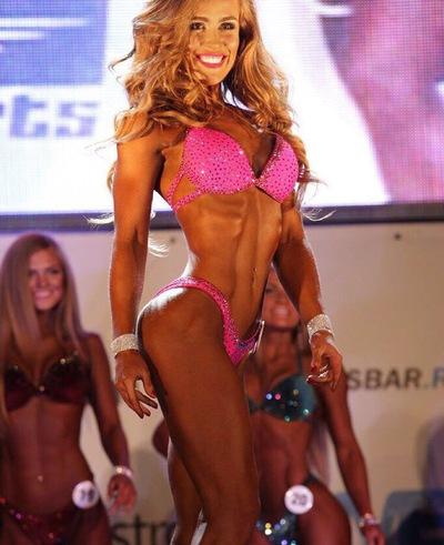 Олеся николаева фитнес бикини инстаграм