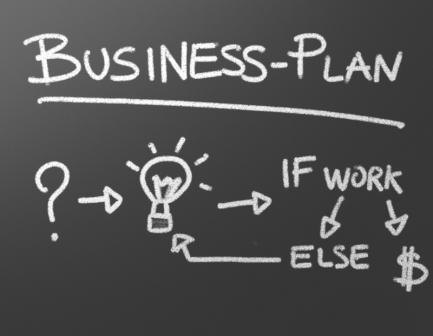Бизнес план готовый с расчетами для студентов