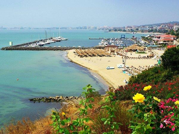 Города у моря болгария