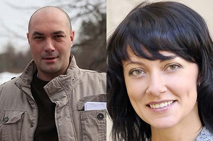 Всеволод Цурило и Марианна Коробейникова