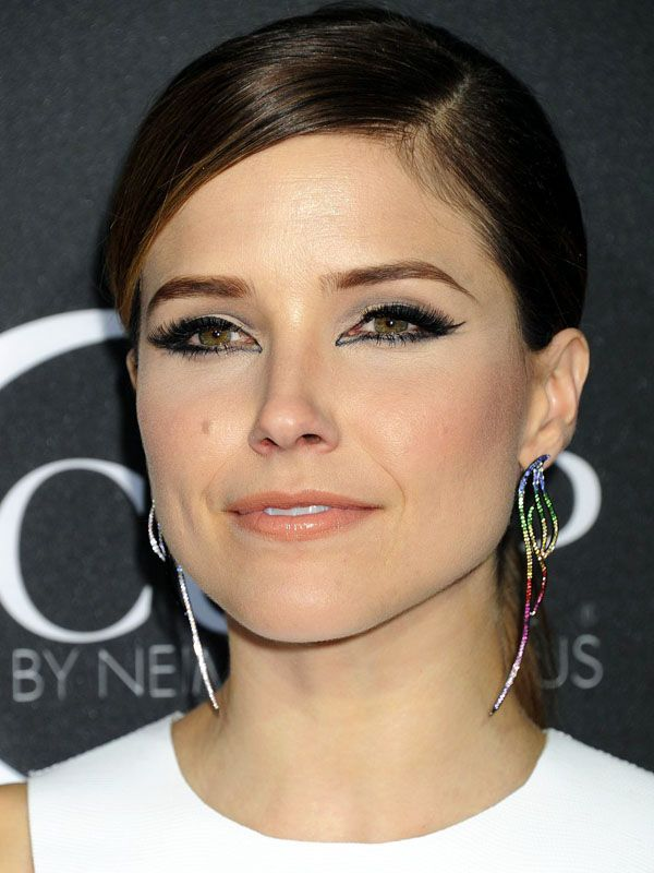 Sophia bush eyebrows