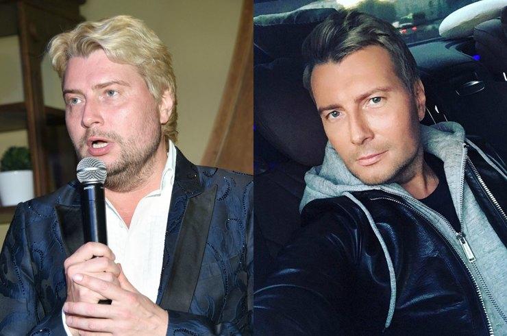 «Надоело быть блондином»: Николай Басков передсвадьбой похудел исменил имидж