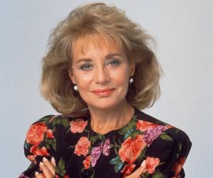 How old is barbara walters 2012