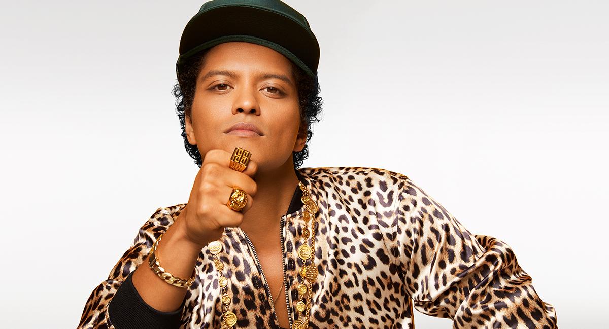 Bruno mars f