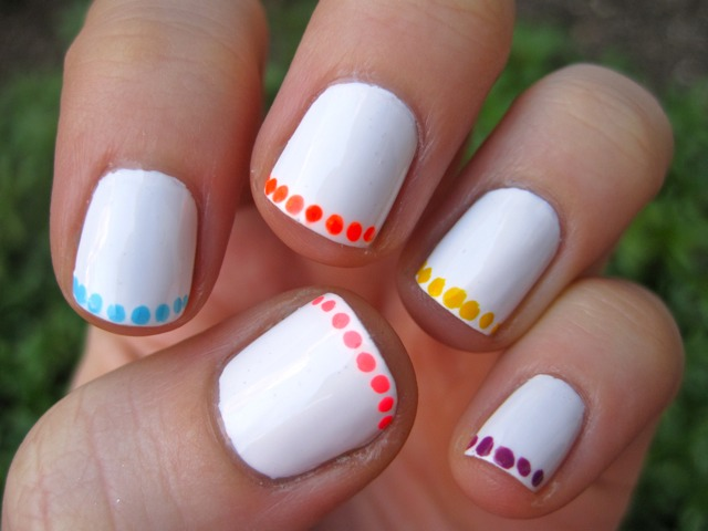 Cool new ways to do your nails