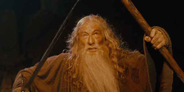 Ian mckellen character in lord of the rings