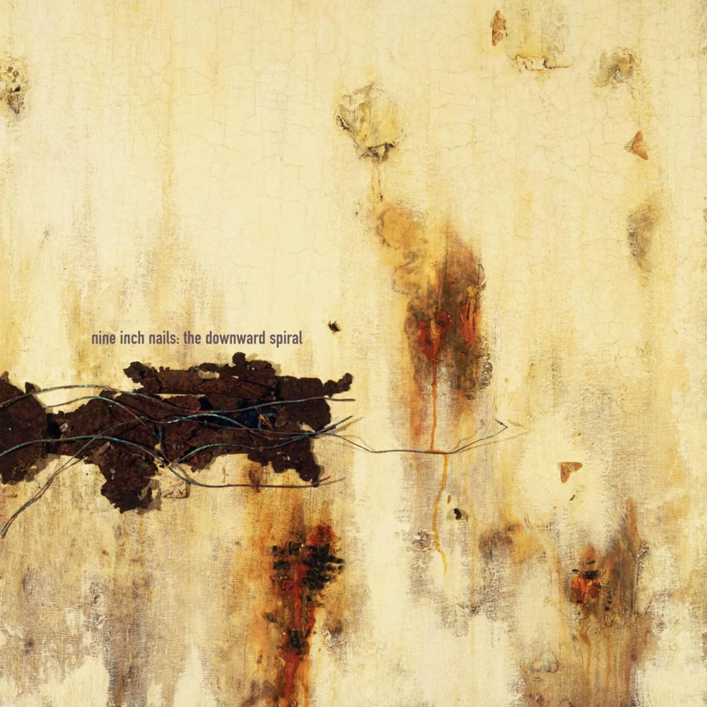 Downward spiral nine inch nails album