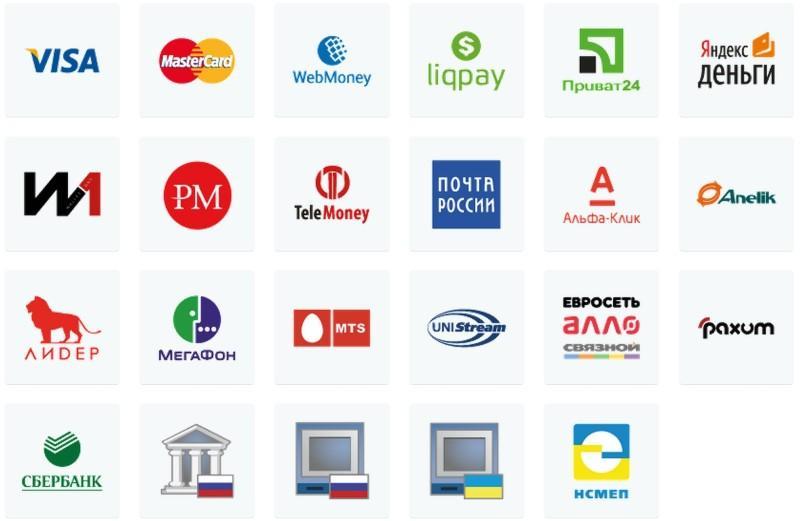Лучшая платежная система для интернет магазина