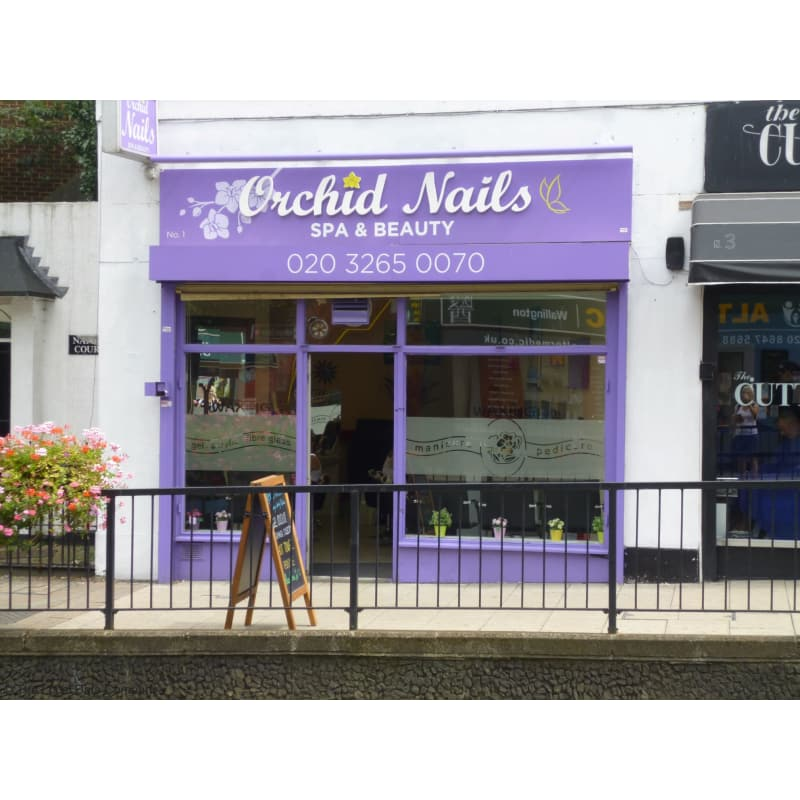 Orchid nails wallington