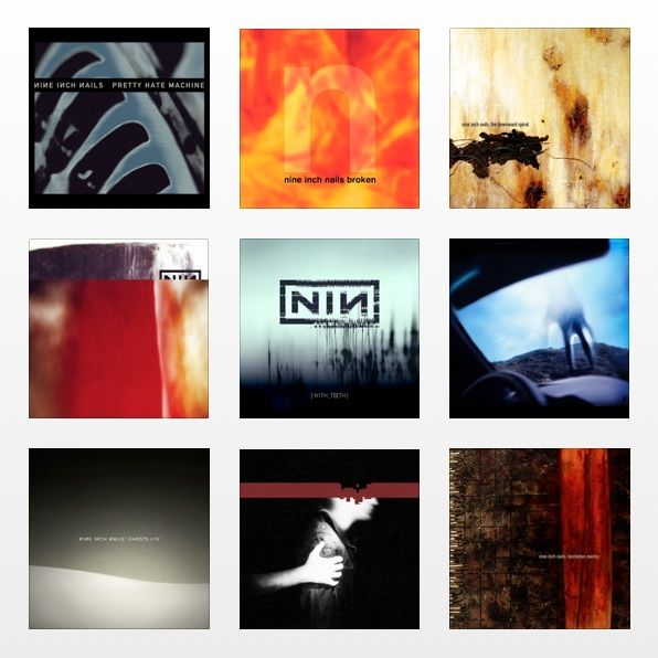Nine inch nails photo gallery