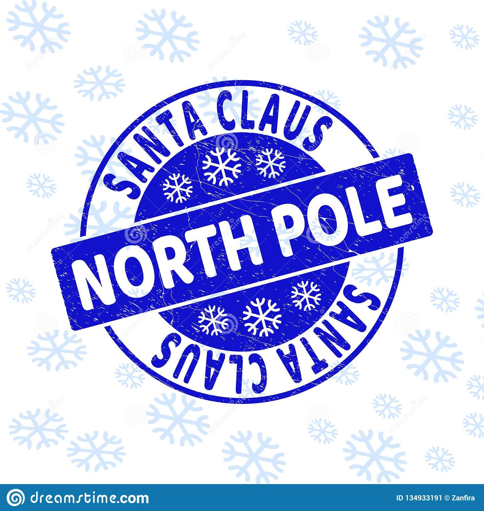Santa's seal