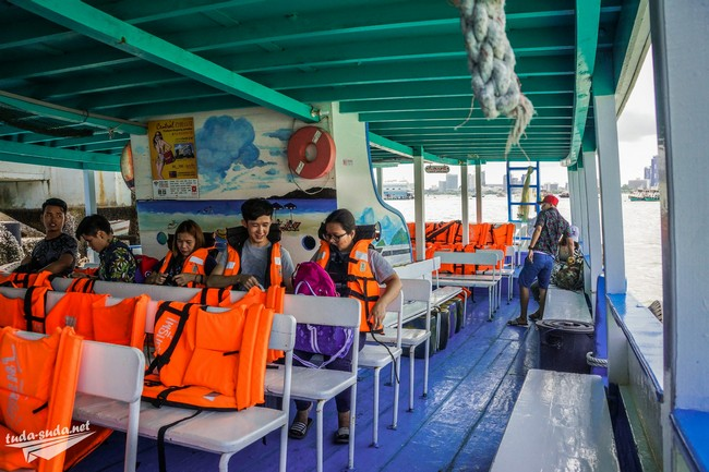 Koh Larn ferry