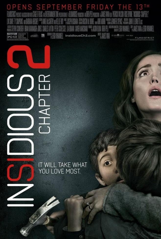 Insidious : Chapter 2 (วิญญาณยังตามติด) ซับไทย ซับไทย