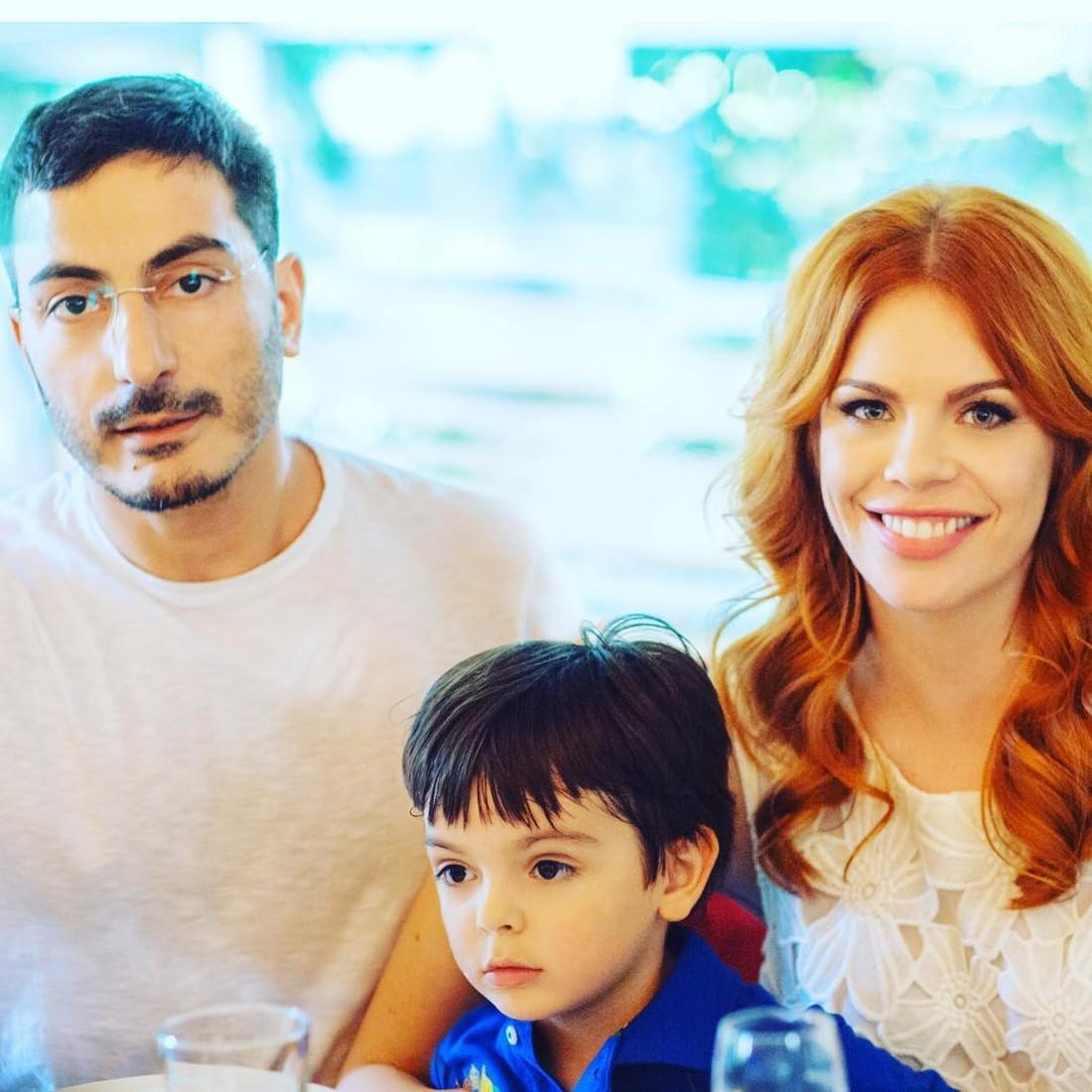 Анастасия стоцкая муж дети фото